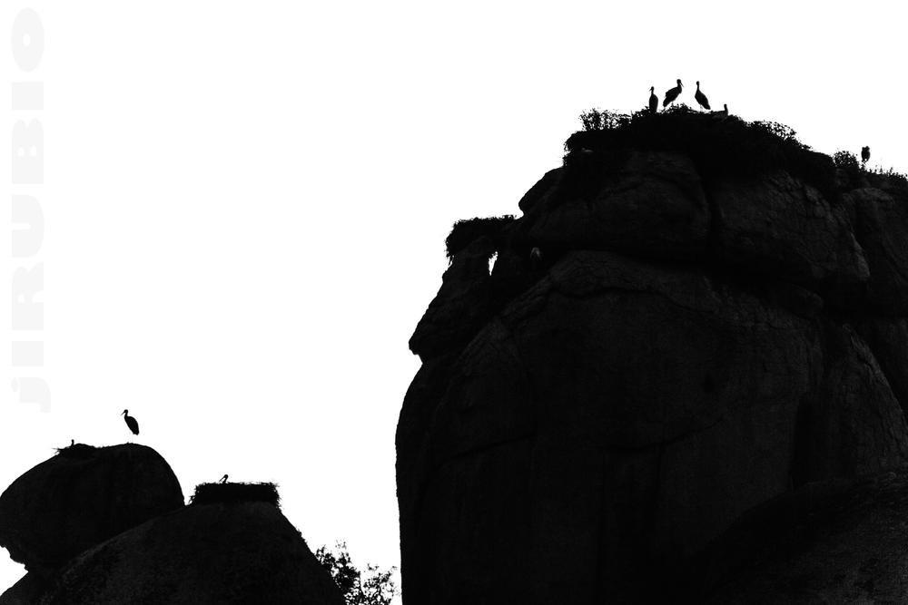 La silueta de Barruecos (Jose Luis Rubio Perez)