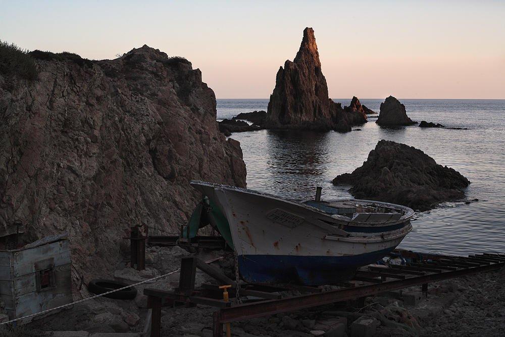 La Sirenas, Cabo de Gata (Txema Bacaicoa (Colectivo IS))