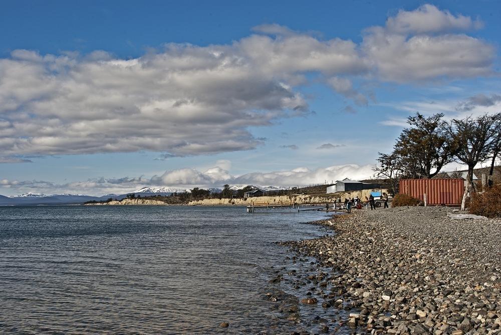 Lago Fagnano o lago Khami 2 (Carmen Iarzabal)