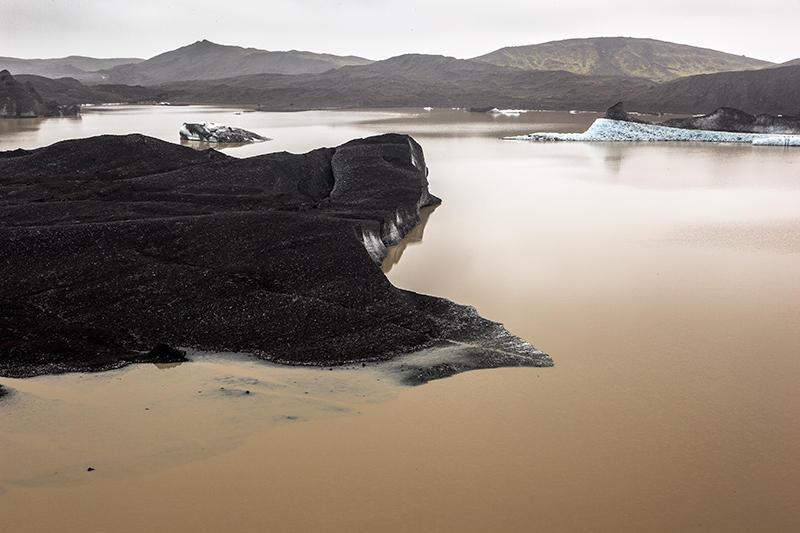 Laguna glaciar. Islandia 201 (david Pérez Hens)