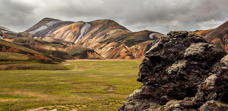 Landmannalaugar. Islandia 73 (david Pérez Hens)