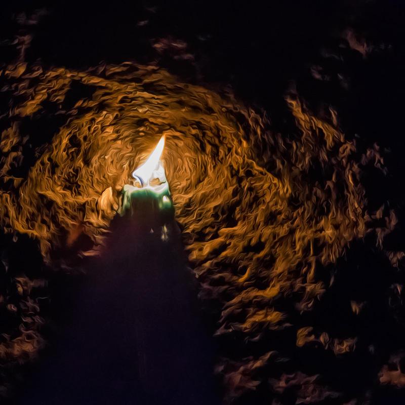 las tinieblas de una vela (Jose Luis Rubio Perez)