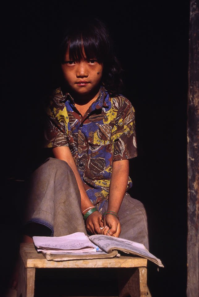 Lectura, Nepal (AiToR Badiola Manero)