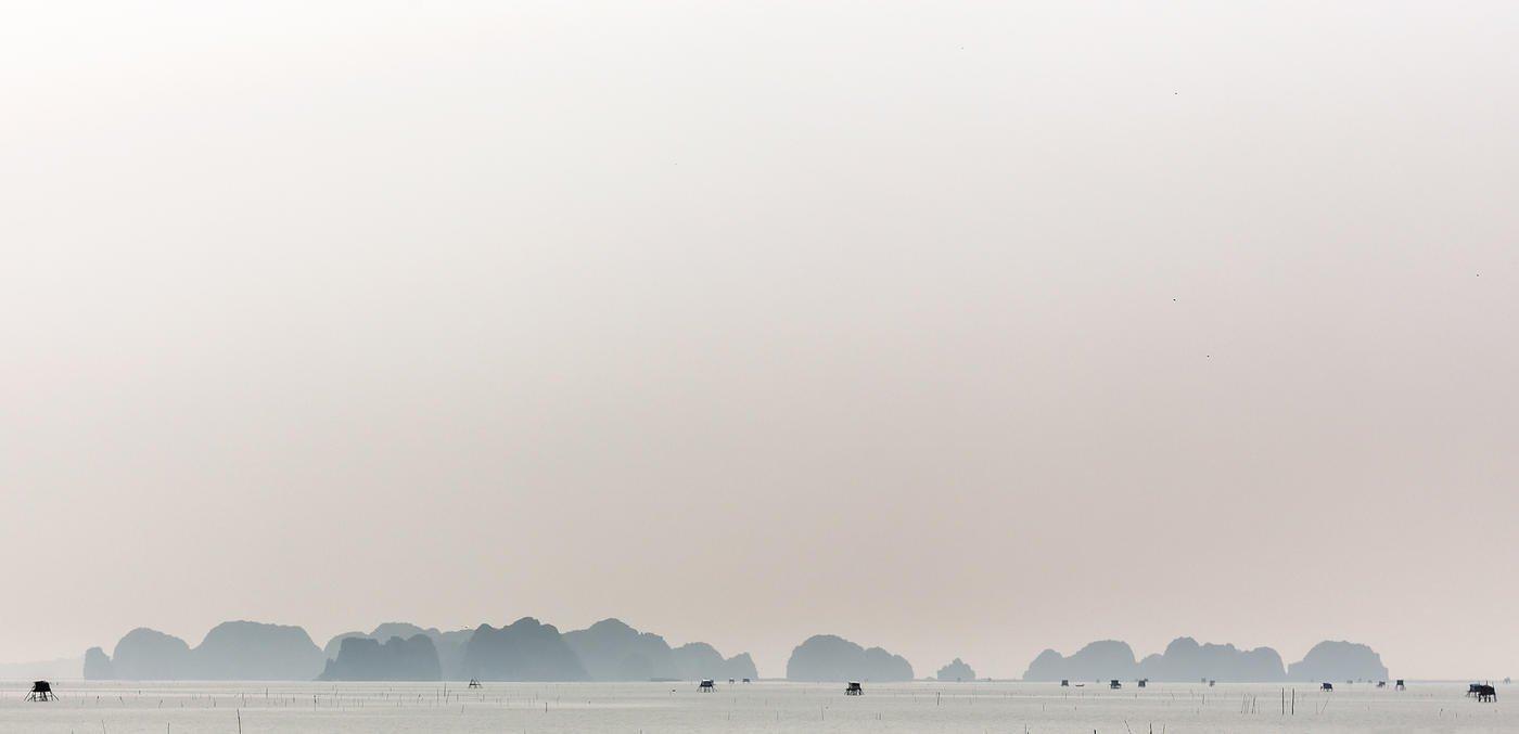 línea del cielo de HaLong (Jose Luis Rubio Perez)