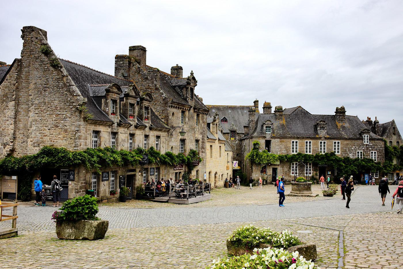 Locronan, Bretaña (Txema Bacaicoa (Colectivo IS))