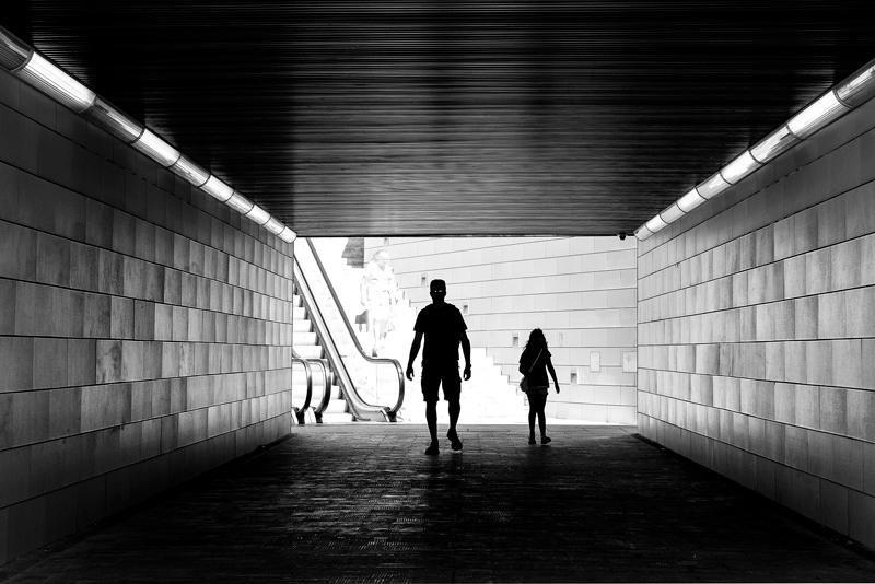 los ojos en el tunel (Jose Luis Rubio Perez)