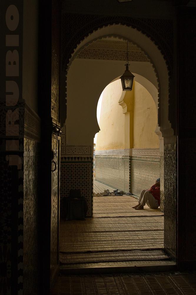 Los zapatos de la mezquita (Jose Luis Rubio Perez)