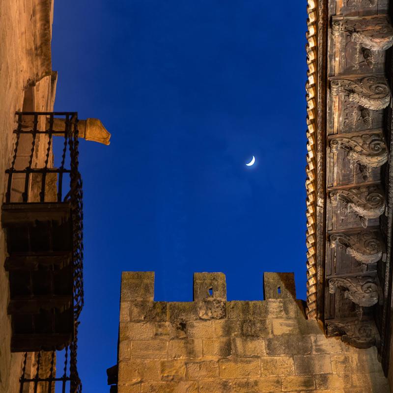 luna enmarcada (Jose Luis Rubio Perez)