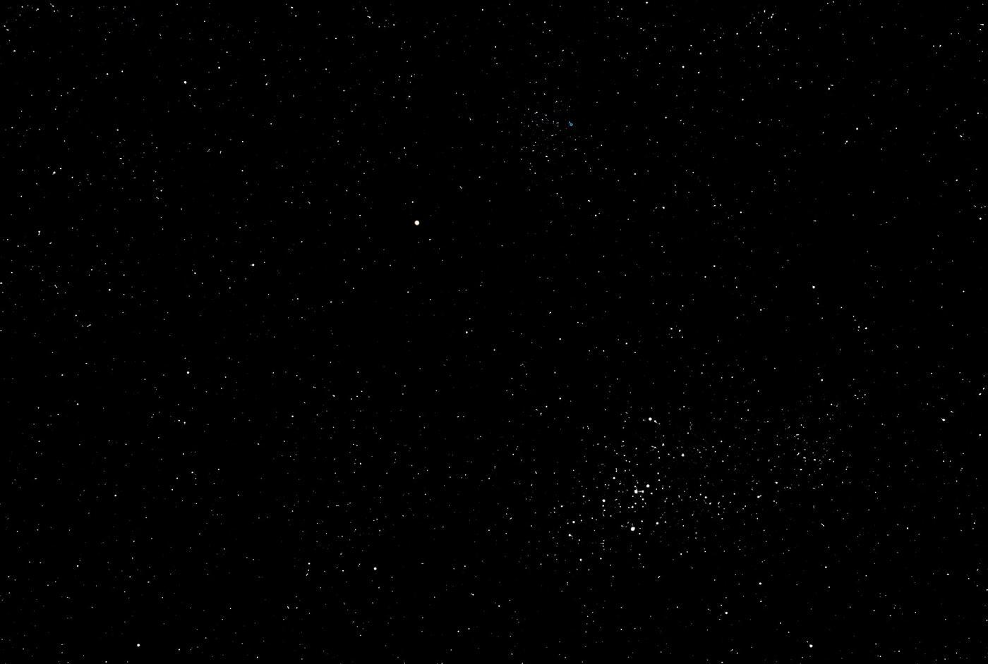 M47, M 46, NGC 2423 (Txema Bacaicoa (Colectivo IS))