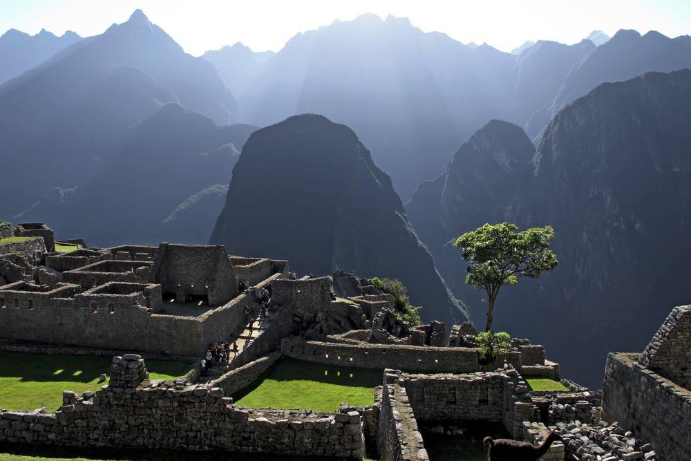 Machu Picchu (Salvador Solé Soriano)