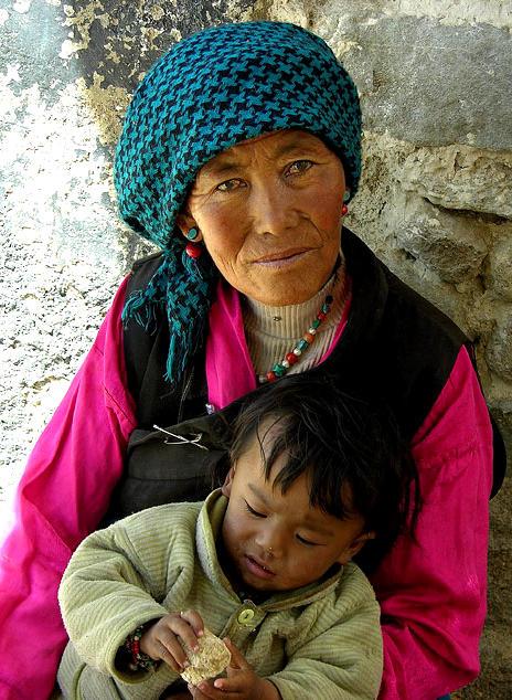 Madres del mundo (Pepi Sánchez Sabater)