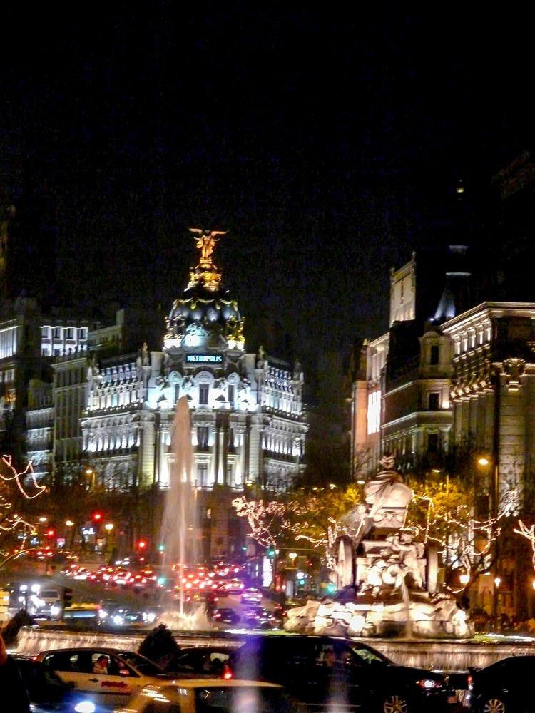 Madrid Nocturno (jose mnauel aguirre sanchez)