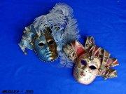 mascaras venecianas.