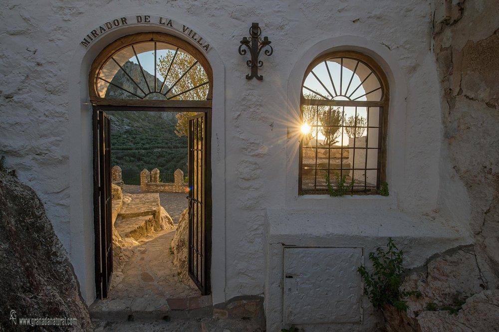 Mirador de la Villa (Zuheros) Córdoba