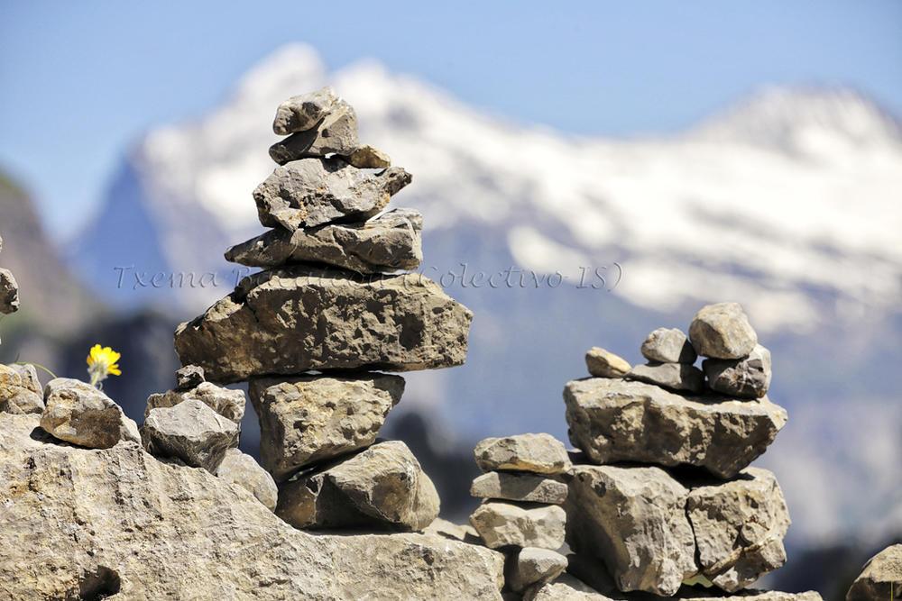 Montañas (Txema Bacaicoa (Colectivo IS))