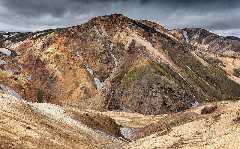 Montañas color pastel. Islandia 54 (david Pérez Hens)