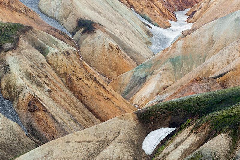 Montañas de Riolita. Islandia 47 (david Pérez Hens)