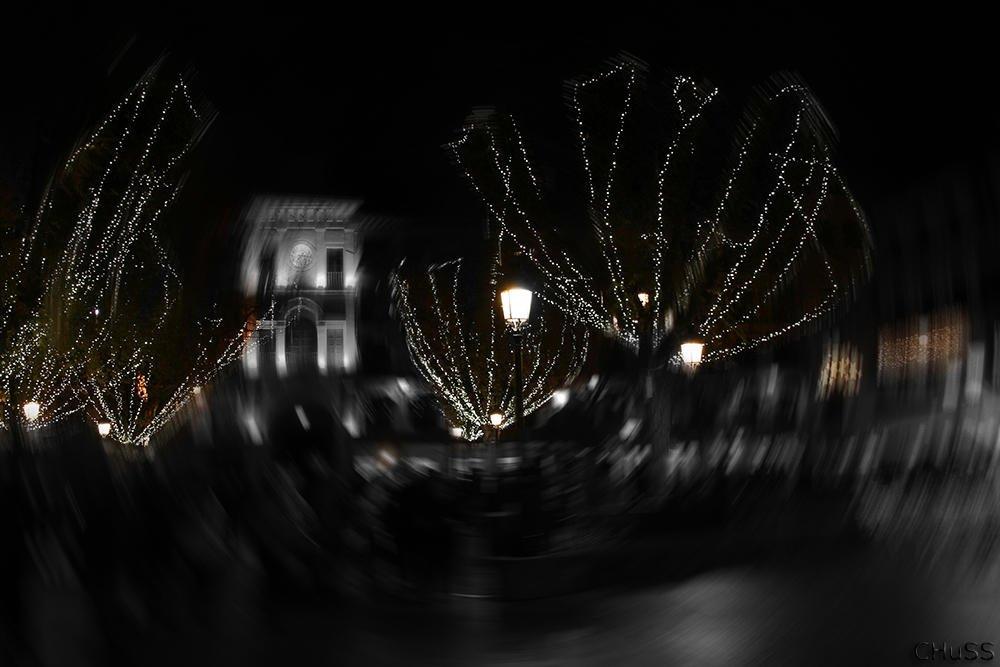 Navidad distorsionada (María Jesús López B.)
