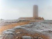 niebla en Alarcón