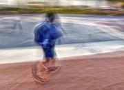 Niño que corre