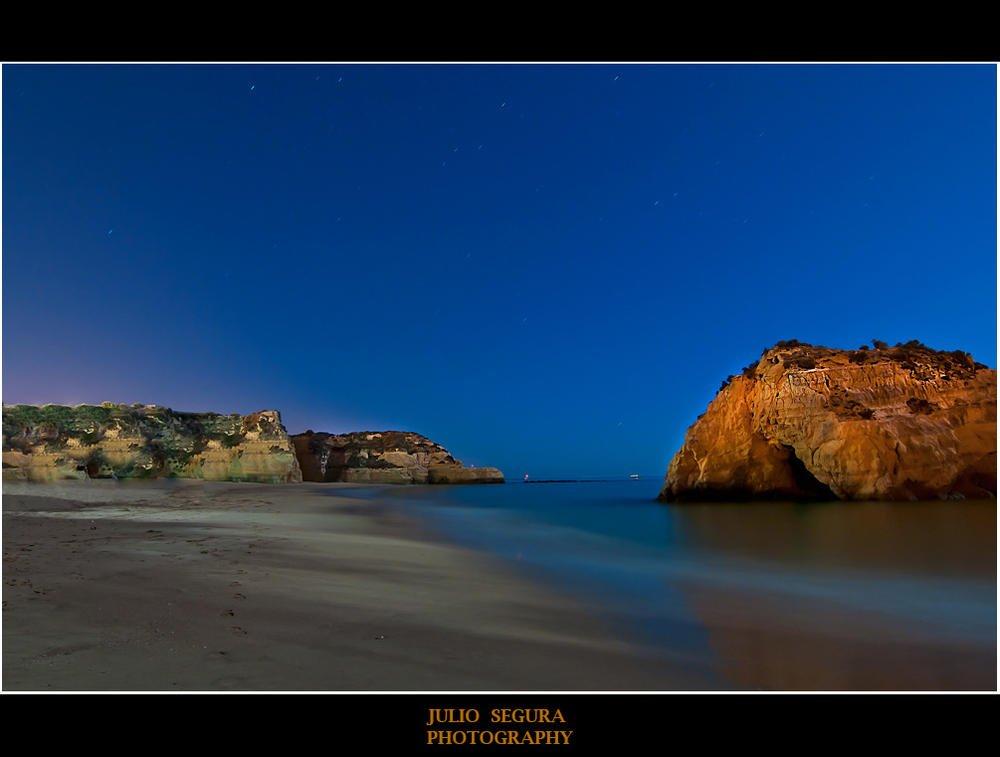 Nocturno  en  Portimao   (Portugal) (Julio Segura  Carmona)