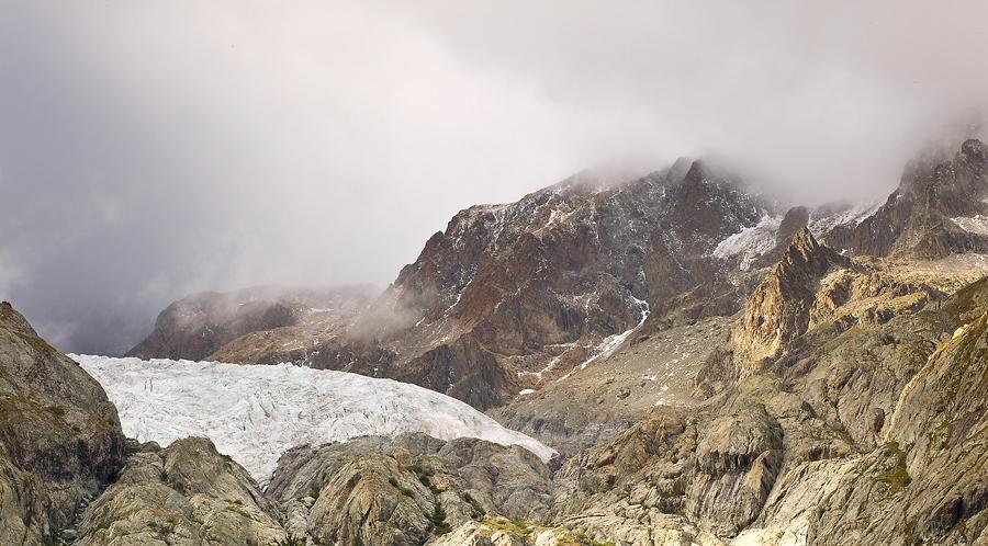 P.N. des Ecrins, Glaciar Blanco (david Pérez Hens)