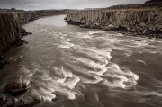 Paisaje basáltico. Islandia 152