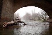 Paisajes de mi tierra, río Aragón