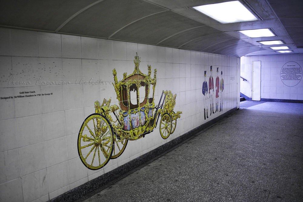Pasaje londinense (Txema Bacaicoa (Colectivo IS))