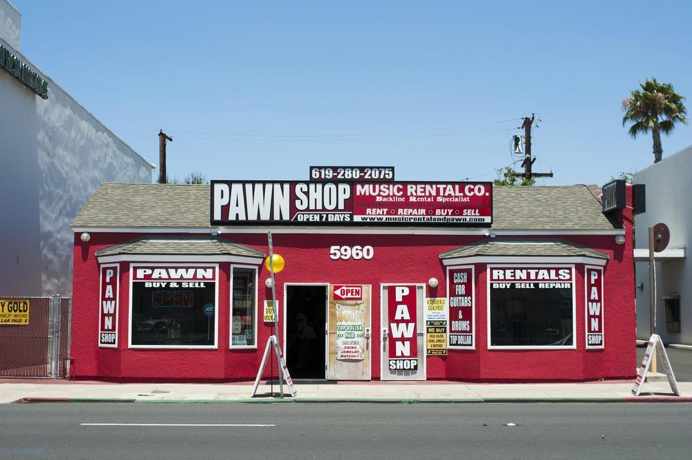 Pawn shop (David Macías Navarro)