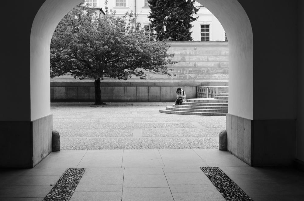 Pequeño rincón en Praga (Abrahan Manuel Francisco)
