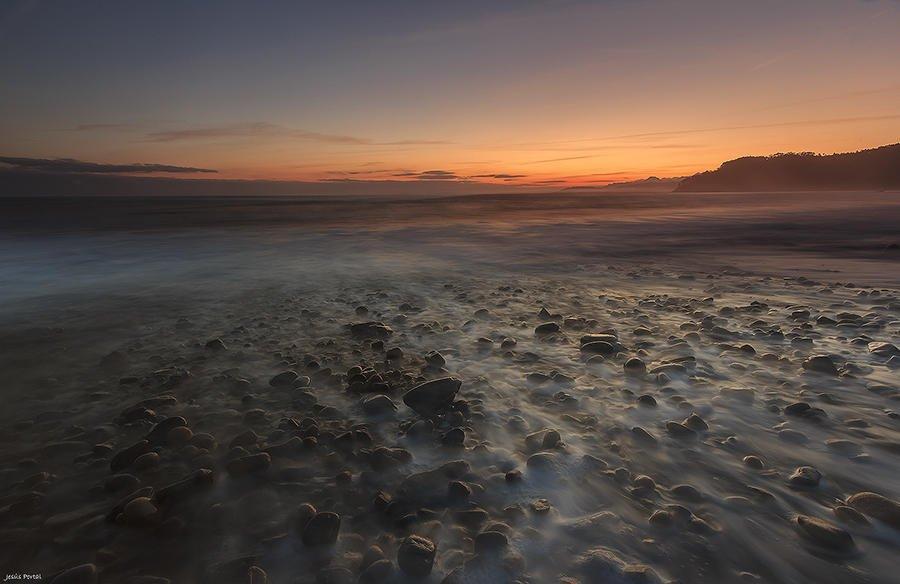 Piedras, agua y aire. (Jesús Portal)