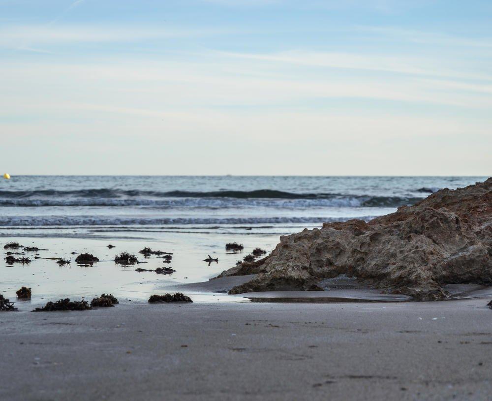 Playa Roc de Sant Gaietà (Alba Ahedo)