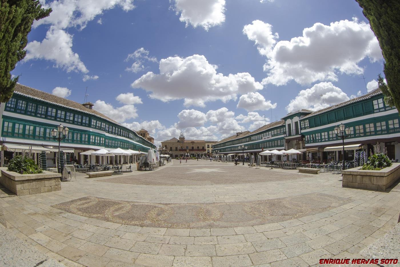 Plaza de Almagro (Enrique Hervas Soto)