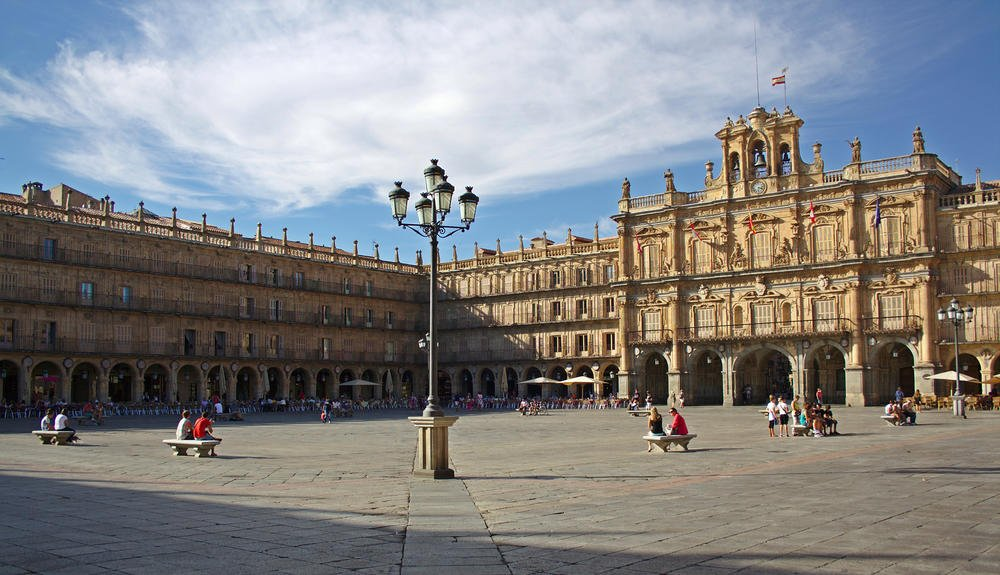 Plaza Mayor de Salamanca (Alberto Arcos Hurtado)