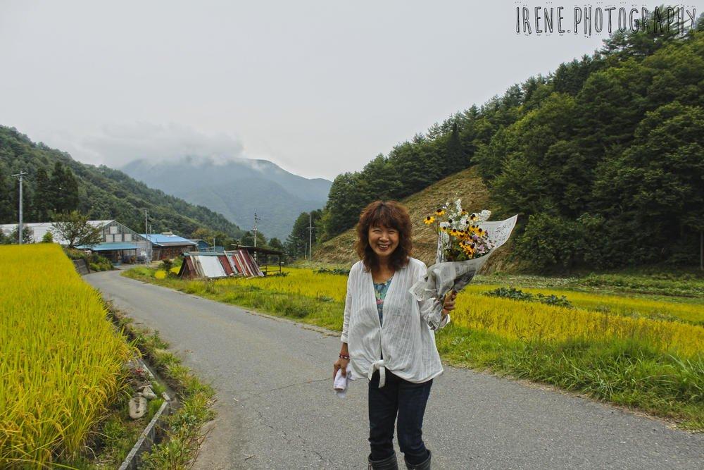 Por Nagano, Tokio 2015 (Irene Fdez)