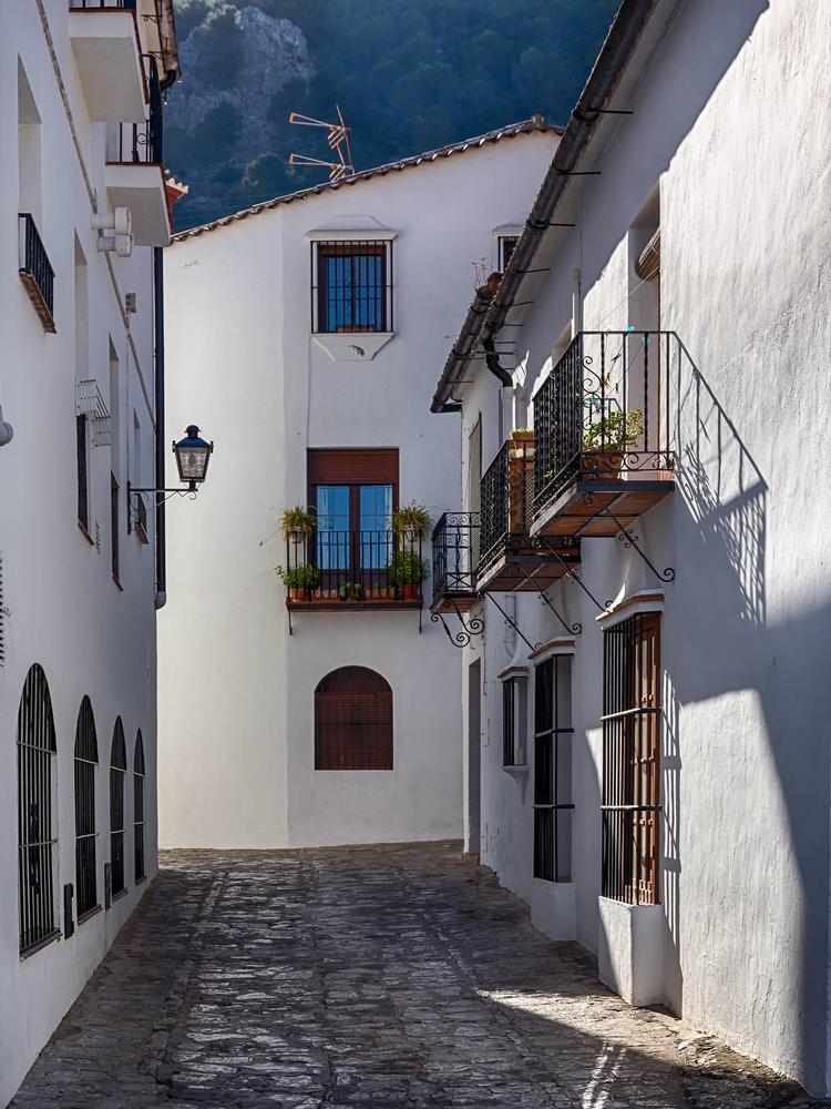 Pueblos Blancos II (Jose Luis Rubio Perez)