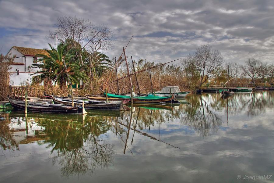 Puerto de Catarroja (Joaquin Matamales Zanon)