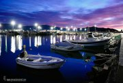 Puerto pesquero de Motril