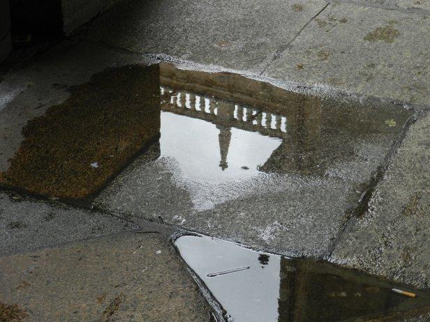 Reflejo en el agua (María Luceño Sánchez)