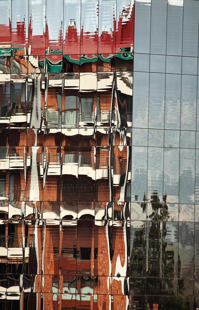 Reflejos en abstracto (Txema Bacaicoa (Colectivo IS))