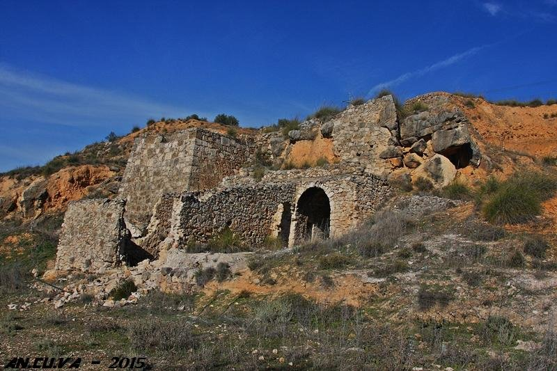 restos cerca de la via verde de Morata de Tajuña. (Antonio Cuenca.   vaya)