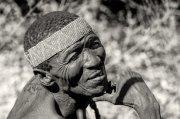 retrato bosquimano