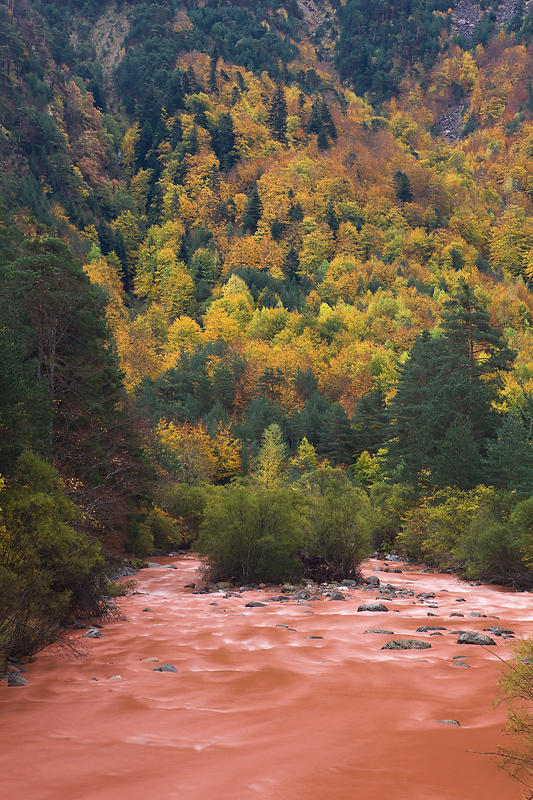 Río rojo (david Pérez Hens)