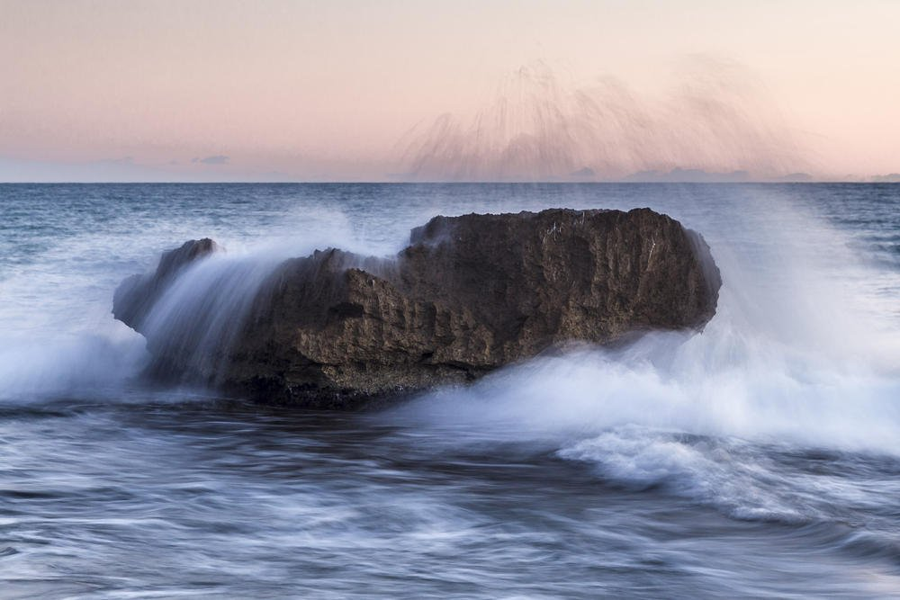 Roca salpicada (Jose Luis Rubio Perez)