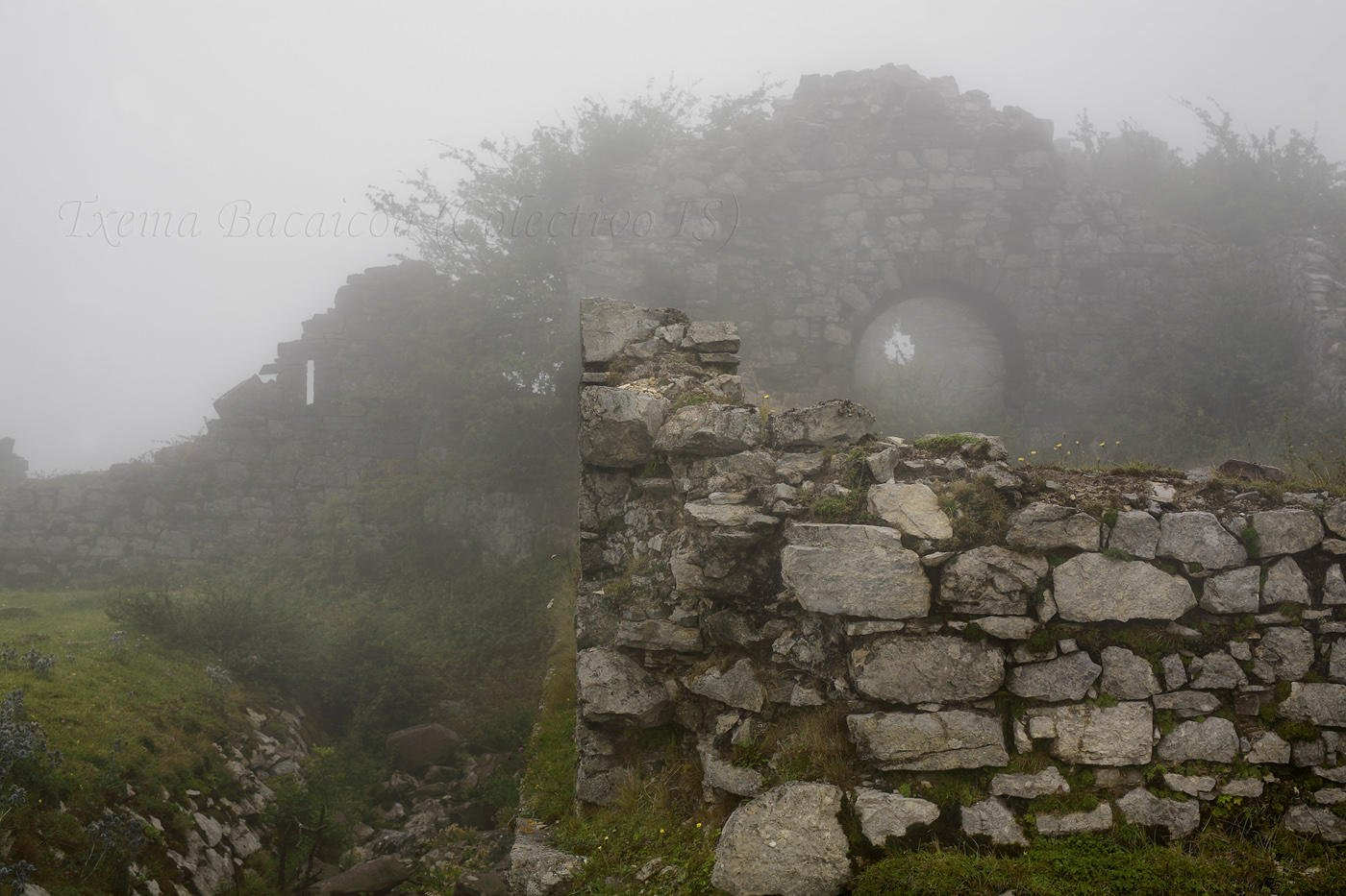 Ruina (Txema Bacaicoa (Colectivo IS))