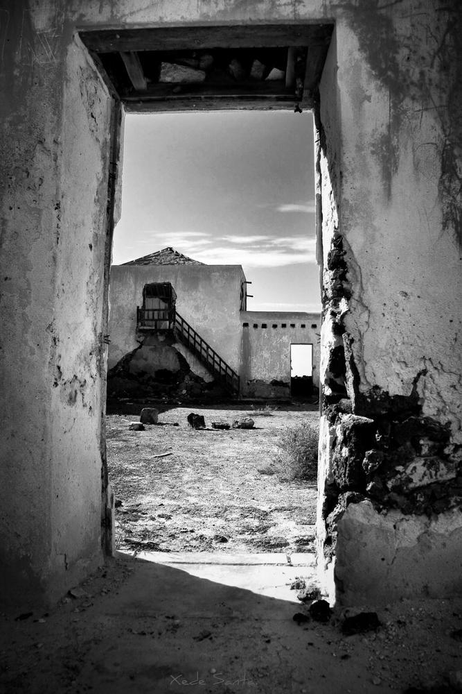 Ruinas. (chedey santana)