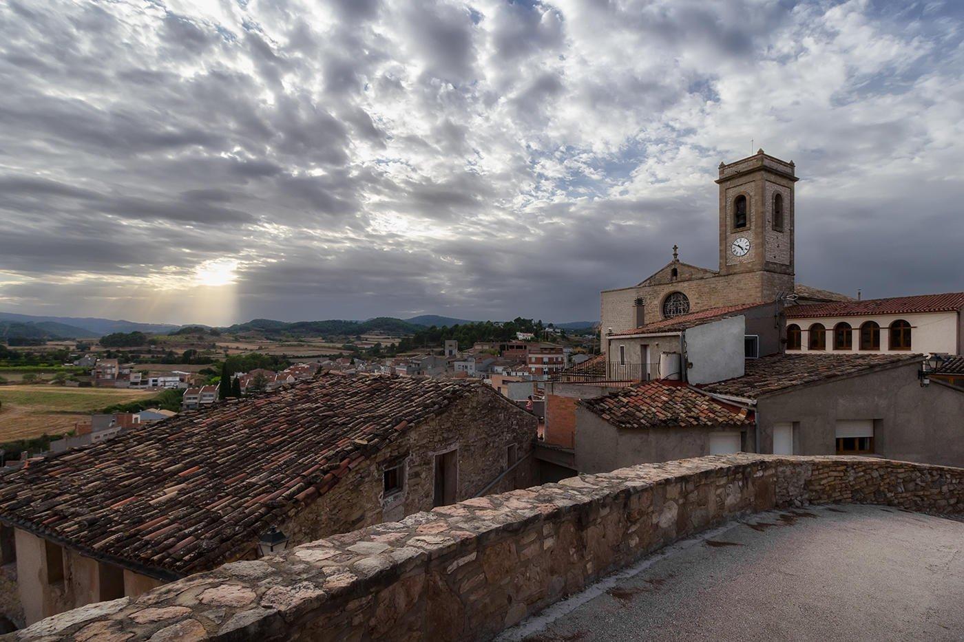 San Martí de Tous (Miguel Angel Vázquez Márquez)