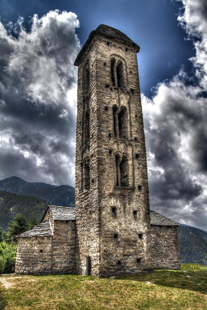 Sant Miquel d'Engolasters (F. Xavier Vilamanyà Prat)