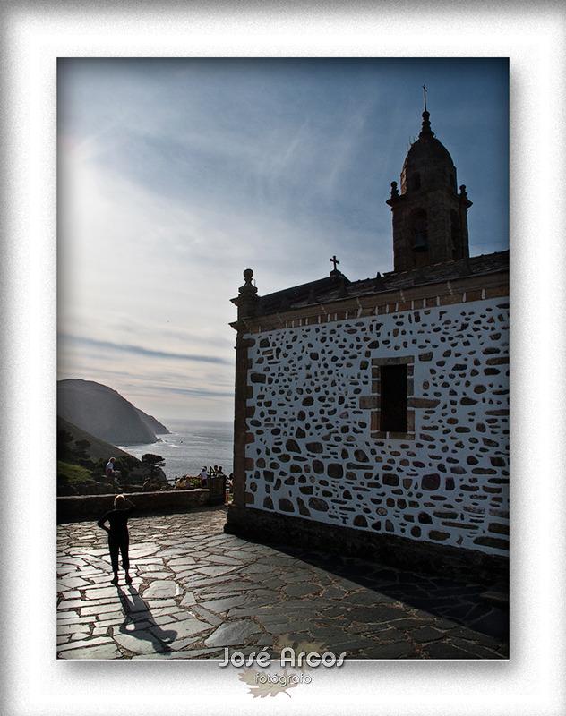 Santuario de San Andrés de Teixido (José Arcos Aguilar)